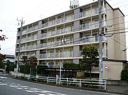 神奈川県伊勢原市沼目の賃貸マンションの外観