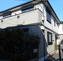 東京都墨田区八広6丁目の賃貸アパートの外観