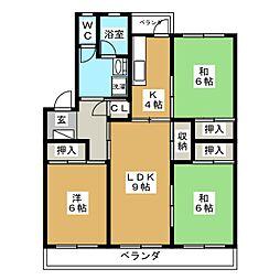 善光寺下駅 6.0万円