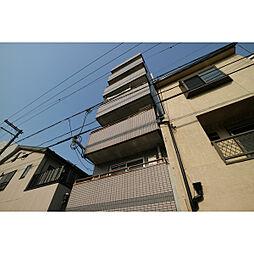 グローバルハイツ鶴橋[3B号室]の外観