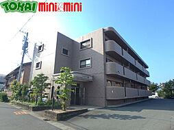 三重県松阪市宮町の賃貸マンションの外観