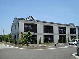 千葉県柏市高柳の賃貸マンションの外観