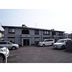 大阪府高槻市出丸町の賃貸アパートの外観
