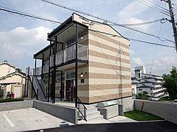 レオパレスBARBICAN[2階]の外観