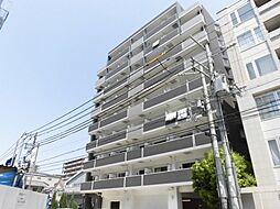 レジュールアッシュ江坂[4階]の外観