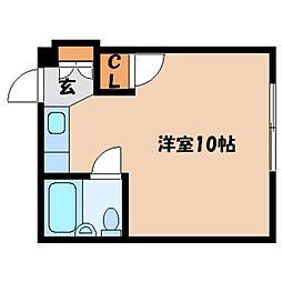 北海道札幌市北区北十二条西1丁目の賃貸マンションの間取り
