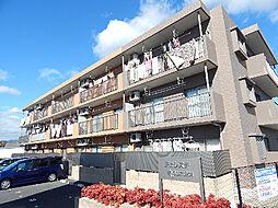 三重県鈴鹿市庄野町の賃貸マンションの外観