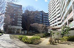 パークウエスト東京[504号室]の外観