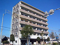 愛媛県松山市余戸南3丁目の賃貸マンションの外観