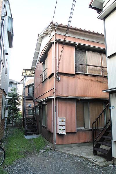大石荘 2階の賃貸【神奈川県 / 川崎市川崎区】