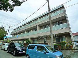 千葉県習志野市鷺沼3丁目の賃貸マンションの外観