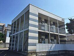 香川県丸亀市風袋町の賃貸アパートの外観