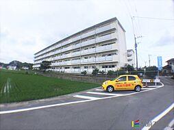 ビレッジハウス三橋1号棟[3階]の外観