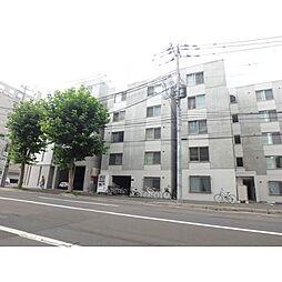 北海道札幌市中央区北五条西17丁目の賃貸マンションの外観