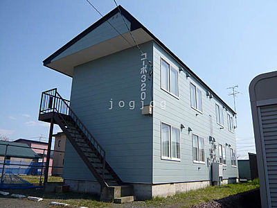 外観,1DK,面積25m2,賃料3.3万円,バス くしろバス星が浦北下車 徒歩3分,,北海道釧路市鶴野東1丁目14-20