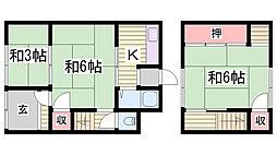 平松駅 3.2万円