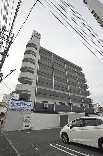 広島県広島市南区東雲2丁目の賃貸マンション