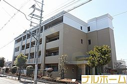 大阪府大阪市平野区加美東2丁目の賃貸マンションの外観