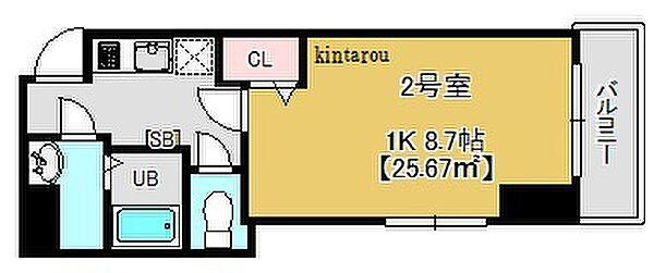 金太郎ヒルズ260 浅草[402号室]の外観