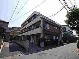 千葉県松戸市稔台2丁目の賃貸マンションの外観
