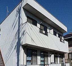埼玉県鴻巣市神明1丁目の賃貸マンションの外観