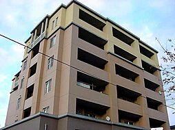 京都府京都市山科区大宅甲ノ辻町の賃貸マンションの外観