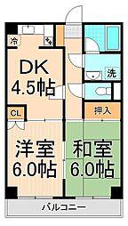 岩崎ビル[3階]の間取り