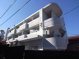 ドミール山田[3階]の外観