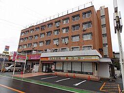 鶴ケ岡マンション[402号室号室]の外観