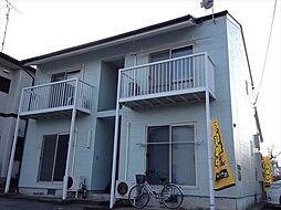 鳥取県鳥取市徳尾の賃貸アパートの外観