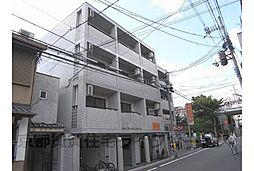 ライオンズマンション京都三条大宮405[4階]の外観