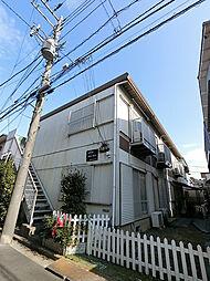大倉山マリンハイツ[102号室]の外観