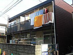 大阪府東大阪市花園西町1丁目の賃貸アパートの外観