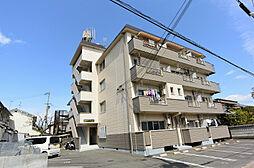 西川マンション[4階]の外観