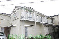 ペルナYAMANAKA[2階]の外観