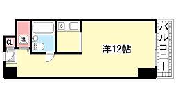 元町アーバンライフ[3階]の間取り