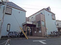 ソレイユ富士見B棟[1階]の外観