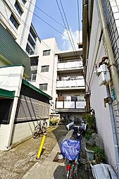 東加賀屋マンション[1階]の外観