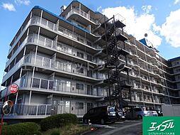 滋賀県大津市馬場2丁目の賃貸マンションの外観