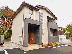 福岡県北九州市小倉北区上富野4丁目の賃貸アパートの外観