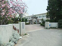 豊田市立豊南中学校(1040m)