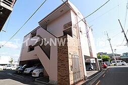 香川県高松市多賀町2丁目の賃貸マンションの外観