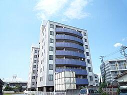 栃木県宇都宮市大曽3丁目の賃貸マンションの外観