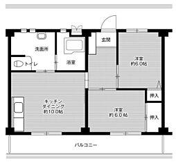 【敷金礼金0円!】ビレッジハウス川瀬3号棟