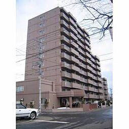 北海道札幌市豊平区月寒東一条15丁目の賃貸マンションの外観