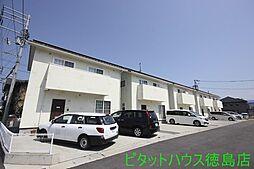 [一戸建] 徳島県徳島市南田宮3丁目 の賃貸【/】の外観