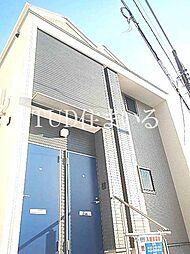 ラビアン志村[2階]の外観