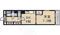 JR藤森駅 6.1万円