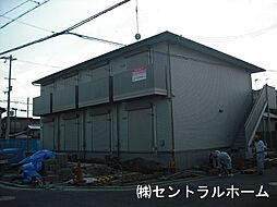 大阪府堺市北区長曽根町の賃貸アパートの外観