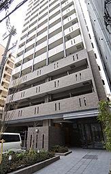 レジディア京町堀[1402号室]の外観